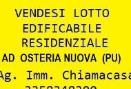 Terreno Edificabile Residenziale in Vendita a Montelabbate