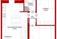 Appartamento in Vendita a Cartura