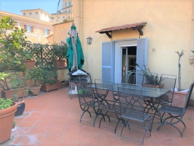 Attico in affitto a Roma