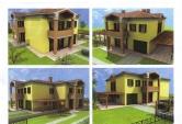 Villa a Schiera in vendita a Megliadino San Fidenzio, 4 locali, prezzo € 175.000   CambioCasa.it