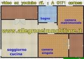 Appartamento in affitto a Giussago, 3 locali, zona Località: Giussago - Centro, prezzo € 500 | Cambio Casa.it