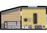 Negozio / Locale in vendita a Parma, 2 locali, zona Zona: San Leonardo, prezzo € 75.000 | Cambio Casa.it