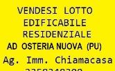 Terreno Edificabile Residenziale in vendita a Montelabbate, 9999 locali, zona Zona: Osteria Nuova, prezzo € 150.000 | Cambio Casa.it