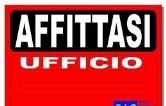 Ufficio / Studio in affitto a Biella, 3 locali, zona Zona: Semicentro, prezzo € 600 | Cambio Casa.it
