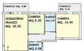 Appartamento in vendita a Vighizzolo d'Este, 3 locali, prezzo € 105.000 | CambioCasa.it