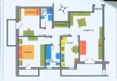 Appartamento in vendita a Camposampiero, 3 locali, zona Località: Camposampiero, prezzo € 119.000 | Cambio Casa.it