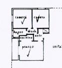 Appartamento in vendita a Rubano, 3 locali, zona Zona: Sarmeola, prezzo € 88.000 | Cambio Casa.it
