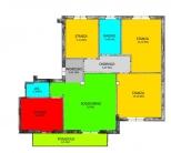Appartamento in vendita a San Michele all'Adige, 4 locali, zona Zona: Grumo, prezzo € 195.000 | Cambio Casa.it