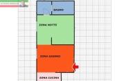 Appartamento in affitto a Pavia, 1 locali, zona Zona: Ticinello - Stazione, prezzo € 460 | CambioCasa.it