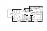 Appartamento in vendita a Lavis, 3 locali, zona Località: Lavis, prezzo € 240.000 | Cambio Casa.it