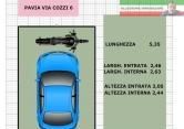 Box / Garage in affitto a Pavia, 9999 locali, zona Zona: Policlinico - P.te di Pietra, prezzo € 65 | CambioCasa.it