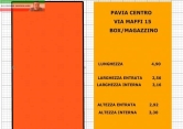 Box / Garage in affitto a Pavia, 9999 locali, zona Zona: Centro Storico, prezzo € 80 | Cambio Casa.it