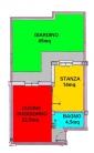 Appartamento in vendita a San Michele all'Adige, 2 locali, zona Zona: Grumo, prezzo € 130.000 | Cambio Casa.it