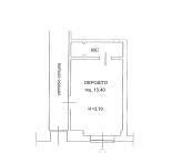 Appartamento in vendita a Parma, 1 locali, zona Zona: Oltretorrente, prezzo € 30.000 | Cambio Casa.it