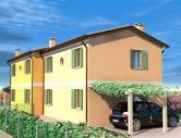 Villa Bifamiliare in vendita a Fratta Polesine, 4 locali, zona Località: Fratta Polesine - Centro, prezzo € 120.000 | CambioCasa.it