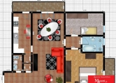 Appartamento in vendita a Cervignano del Friuli, 4 locali, zona Località: Cervignano del Friuli - Centro, prezzo € 87.000   Cambio Casa.it