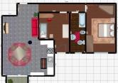 Appartamento in vendita a Camposampiero, 3 locali, zona Località: Camposampiero, prezzo € 108.000 | Cambio Casa.it