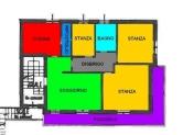 Appartamento in vendita a Roverè della Luna, 4 locali, prezzo € 130.000 | CambioCasa.it