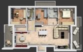 Appartamento in vendita a Stra, 5 locali, zona Località: Stra, prezzo € 310.000 | Cambio Casa.it