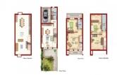 Villa a Schiera in vendita a Cesena, 6 locali, zona Zona: Borello, prezzo € 200.000 | Cambio Casa.it