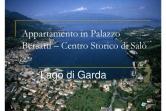 Appartamento in vendita a Salò, 3 locali, zona Località: Salò - Centro, prezzo € 340.000 | Cambio Casa.it
