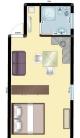 Appartamento in affitto a Monselice, 2 locali, zona Località: Monselice - Centro, prezzo € 380 | Cambio Casa.it