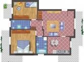 Appartamento in vendita a Vigonza, 3 locali, zona Zona: Busa, prezzo € 105.000 | Cambio Casa.it