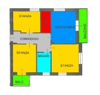 Appartamento in vendita a Mezzocorona, 4 locali, prezzo € 160.000 | Cambio Casa.it