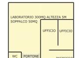 Capannone in affitto a Monticello Conte Otto, 9999 locali, prezzo € 500 | Cambio Casa.it