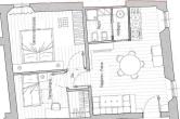 Appartamento in vendita a Cesena, 3 locali, zona Zona: CENTRO STORICO, prezzo € 190.000 | Cambio Casa.it