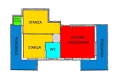Appartamento in vendita a Calliano, 3 locali, prezzo € 195.000 | Cambio Casa.it