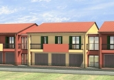 Appartamento in vendita a Pozzonovo, 4 locali, zona Località: Pozzonovo, prezzo € 135.000 | CambioCasa.it
