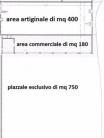 Negozio / Locale in vendita a Villorba, 3 locali, zona Zona: Lancenigo, prezzo € 295.000 | CambioCasa.it