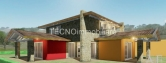 Villa in vendita a Corciano, 4 locali, zona Zona: Solomeo, prezzo € 330.000 | Cambio Casa.it