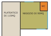 Negozio / Locale in affitto a Vicenza, 9999 locali, zona Località: Vicenza, prezzo € 1.200 | CambioCasa.it