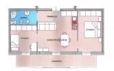 Appartamento in vendita a San Michele all'Adige, 3 locali, zona Zona: Grumo, prezzo € 150.000 | CambioCasa.it