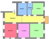 Appartamento in affitto a Cles, 3 locali, prezzo € 700 | CambioCasa.it