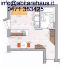 Appartamento in affitto a Bolzano, 2 locali, zona Zona: Residenziale, prezzo € 615 | CambioCasa.it