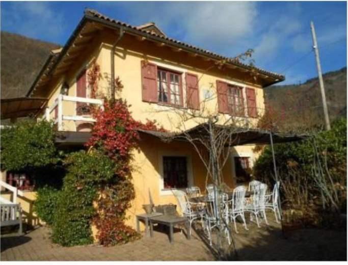 Soluzione Indipendente in vendita a Montoggio, 5 locali, zona Zona: Casalino, prezzo € 111.797 | CambioCasa.it