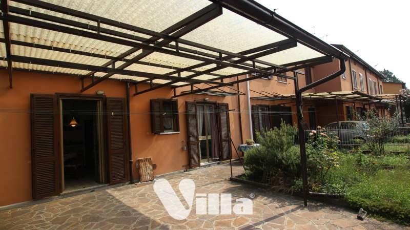 Villa a Schiera in vendita a Oggiono, 2 locali, prezzo € 67.000 | CambioCasa.it