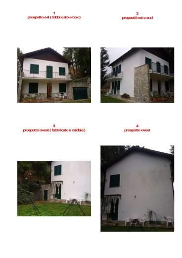 Villa in vendita a Castiglione Chiavarese, 9999 locali, prezzo € 119.391   CambioCasa.it
