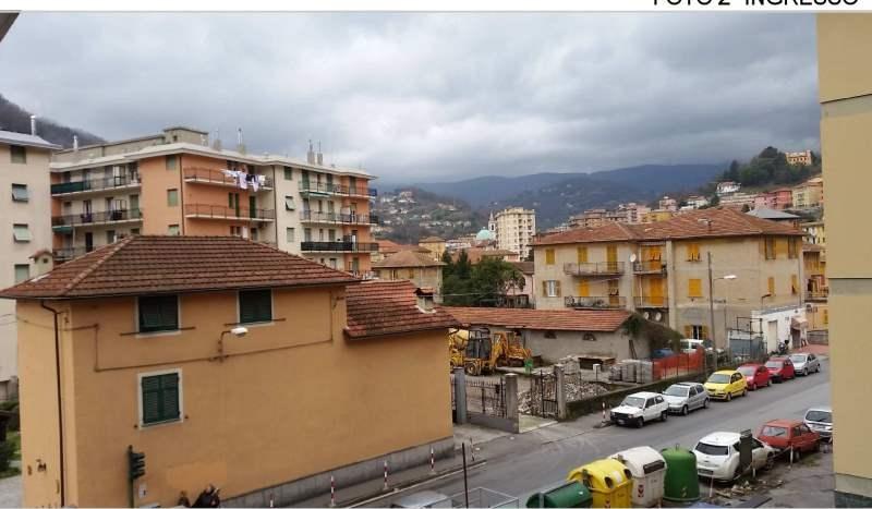Appartamento in vendita a Campomorone, 3 locali, prezzo € 52.312 | CambioCasa.it
